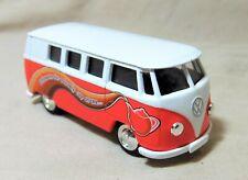 Lledo UK Promotional VW Volkswagen Bus Yorkshire Tea Mint 8032
