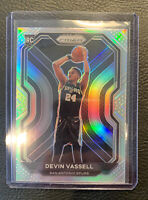 🔥2021 Devin Vassell Silver Panini Prizm Rookie Card🔥PSA?🔥📈Invest Now📈🔥