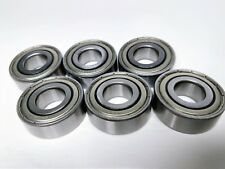 "Z9504-RST Lawn Mower Bearing 3/4"" Bore *Pkg of 6*  JD9236 JD9296 204BBAR P204RR6"