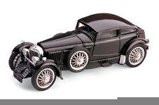 Bentley Speed Six Bleu-train Match 1928 1 43 1990 Brumm