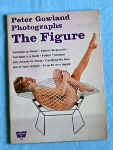 Peter Gowland Photographs *** THE FIGURE ***  1962 Rare Photography Magazine