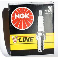 NGK Zündkerze BKR 6 EK V-Line Nr. 20 - BKR6EK VLINE 20 - 4388- 4 Stück