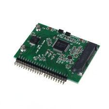 mSATA SSD zu 44 Pin IDE-Konverter-Adapter als 2,5-Zoll-IDE-Festplatte für Laptop