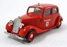Vitesse 162 MB Mercedes-Benz 170V Sedan 1949 Feuerwehr Frankfurt 1:43