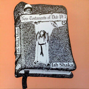 Jah Shaka - New Testaments Of Dub Part 1 (LP, Jah Shaka Music, 1992)