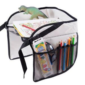 SafeTrek Kids Travel Tray- Draw, Eat, Play plus FREE SHIPPING