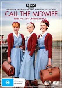 Call The Midwife - Series 5 DVD