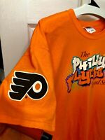 Vintage Philadelphia Flyers Shirt - Philly Flyers Of Broad St. - Size: XL