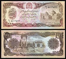 Afganistan - Afghanistan 1000 Afghanis 1991 Pick 61c  SC = UNC