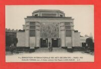 Paris - Expo. Internationale des Arts Zierkissen 1925 - Pavillo Pomona (J6518)