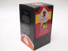 8,00 EUR / 100 g Früchtetee Glücksbringer 15 Pyramiden Teebeutel Floragold