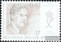 Belgien 2957 (kompl.Ausg.) postfrisch 2000 Philippe