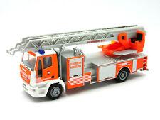 RIETZE Modell H0/1:87 Feuerwehr IVECO Magirus DLK Feuerwehr Wesseling #68569 NEU