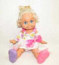 VTG 1990 GALOOB BABY FACE DOLL #1 SO SWEET SANDI