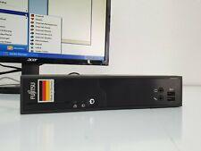 Nr.600 Fujitsu Mini PC Windows XP Computer Klassiker 2GB mSAT SSD 2GB RAM Klein