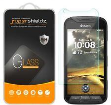 3X Supershieldz Kyocera DuraForce PRO Tempered Glass Screen Protector Saver