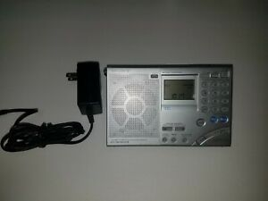 Sony ICF-SW7600GR AM/FM Shortwave World Band Receiver