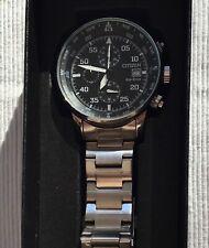 Citizen Eco-Drive AT8011-55E Armbanduhr für Herren