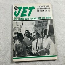 JET Magazine May 16 1968 Why Brando Quits Film Role for Civil Rights