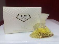 TITA DE TITA ROSSI PARFUMS 0.17 oz / 5 ML Parfum Splash New In Box