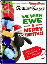 SHAUN THE SHEEP - WE WISH EWE A MERRY CHRISTMAS (DVD)
