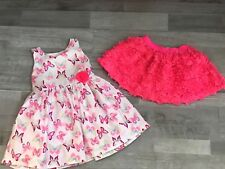 Children's Place Baby Toddler Girl Clothes size 12-18 month Lot. of 2