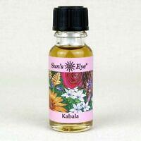 Kabala Oil - Sun's Eye  1/2 oz