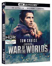 War of the Worlds (4K UHD + Blu-ray + Digital)  W/SLIP COVER