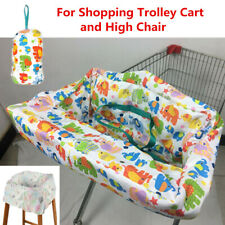 Shopping Trolley Soft Cover Mat Baby Child Protector High Chair Comfortable D !