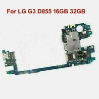 Scheda madre Per LG G3 D855 16 GB 32 GB Originale Sbloccato Scheda principale