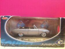 SOLIDO SUPERBE FORD TAUNUS 17M 1960 NEUF EN BOITE 1/43 R7