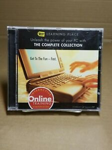 Best Buy Learning Place: Complete Collection (CD, 2002) Windows XP Home Office