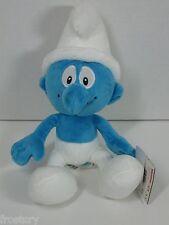 "Peyo Boy Smurfs Toy 2009  12""  Plush Doll Toy  Character Stuffed SOFT FIGURE New"