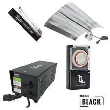 *SALE* 600W Lumii Black Magnetic Kit HD Timer Metal Ballast Euro Reflector HPS