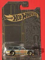 2019 Hot Wheels - '71 Datsun 510 Wagon - SATIN & CHROME * FREE S&H *