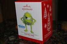 2013 Hallmark Disco Ball Mike Disney Pixar Monsters Inc Xmas Keepsake Ornament