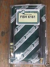 NEW FLEXABLE R/H REAR BRAKE HOSE - FITS: FORD GRANADA MK2 - 2.8 V6 (1977-81)