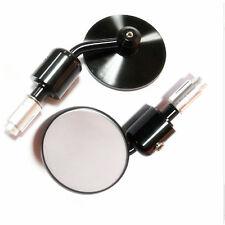 CNC Ace Cafe Barend Mirrors For Suzuki GS500F Katana GSXR 600 750 1000 SV650S