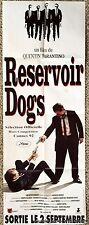 Original Movie Poster Reservoir Dogs 1992 Tarantino Keitel French Door Panel