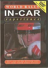 WORLD RALLY IN-CAR EXPERIENCE - 2 DVD BOX SET - PUTS YOU IN THE DRIVING SEAT