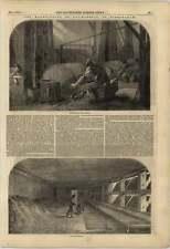 1851 Manufacturing Gunbarrels Birmingham Grinding Proving House