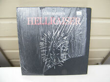 Hellraiser Deluxe Collector's Edition LASERDISC Boxset 2327 Clive Barker Signed