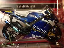 Yamaha YZR M1 2005 Valentino Rossi 46 Motogp Motorcycle 1/18 Go 05 Guiloy