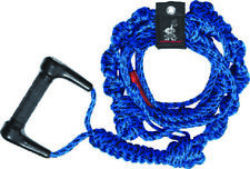 Airhead Boat 3 Section PolyE Wakesurf Rope 16 Foot With 12 Inch Grasp Knot