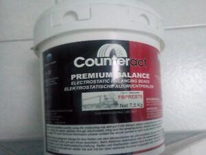 Counteract Auswuchtperlen Auswuchten  Auswuchtgranulat Auswuchgewichte 7,5 kg