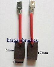Balais de charbon pour Bosch GPO12 CE 14 GP712 vs GRB 14 CE GSI 14CE 1607014147 D28