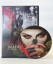 The Power Of Madonna DVD 2017 - rare, vogue, live, tour, tv, mdna, no promo