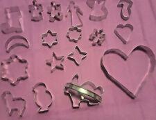 New listing 85+ Cookie Cutters ~ Hearts, Clover, Bunnies, LambsChicks, Turkey, Ghosts, +