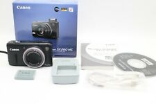 Canon PowerShot SX260 HS 12.1 MP Digital Camera-Black