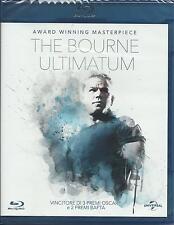 The Bourne ultimatum (Award winning masterpiece) (2007) Blu Ray